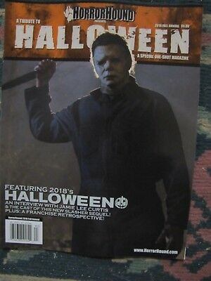 Horror Hound Fall Special 2018-----Featuring 2018's HALLOWEEN