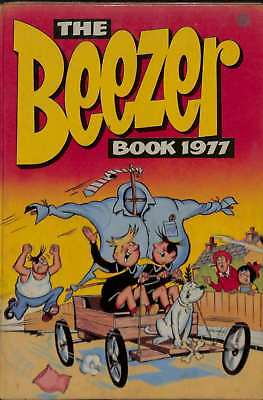 The Beezer Book 1977, D C Thomson, Good Condition Book, ISBN 0851161413
