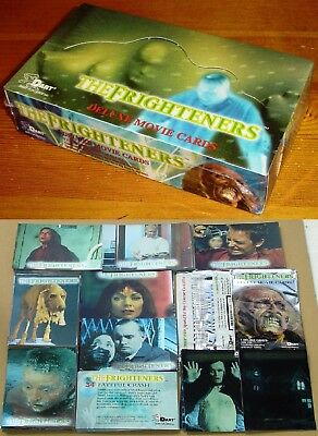 The Frighteners Peter Jackson Movie with Michael J. Fox Sealed Box Trading Cards