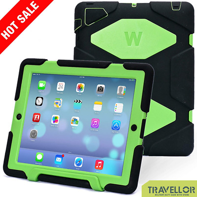 Protect Shockproof Rainproof Sandproof with Built-in Screen Protector Ipad Case