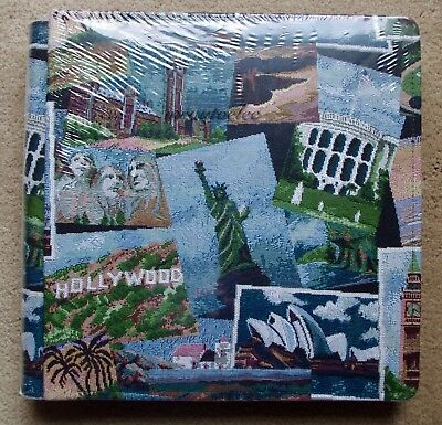 Creative Memories BNIP Tapestry Original 12x12 USA America Travel Sydney album