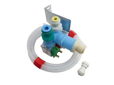 New:   Replacement for Whirlpool W10408179 Water Inlet Valve Kit 4389177
