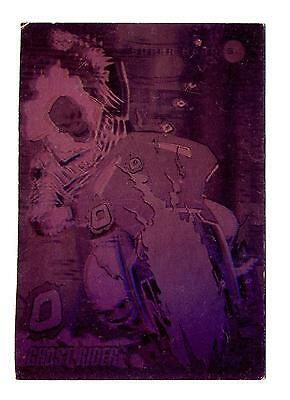 Impel/Skybox 1992 Marvel Universe 3 (III) Hologram Chase Card H-5 Ghost Rider