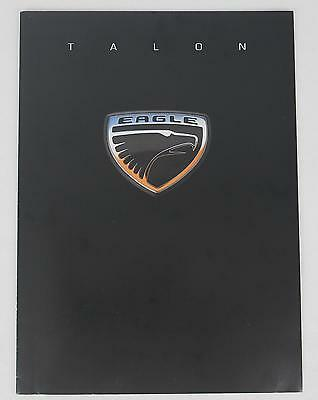 Chrysler Eagle 1995 Talon TSi AWD Sales Brochure / Literature