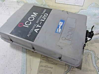 Icom At-120 Automatic Antenna Tuner
