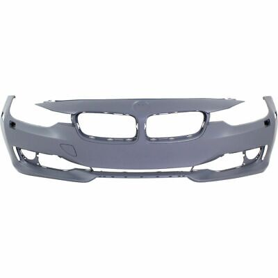 BMW OEM 12-15 328i Front Bumper Grille Grill-Outer Molding Right 51117279698