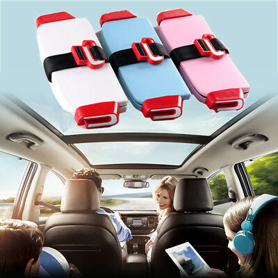 Portable Car Booster Seat Safe Sturdy Baby Child Kid Children 3-12 Years