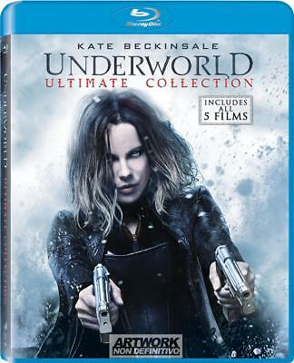 Underworld: Complete Collection (5 Blu-Ray) - Movie