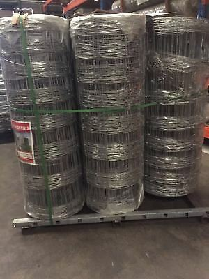 AU Stock! High tensile Cattle Fence Farm 1.15m x 200m x 8wire x2.5mm,$ 285/roll