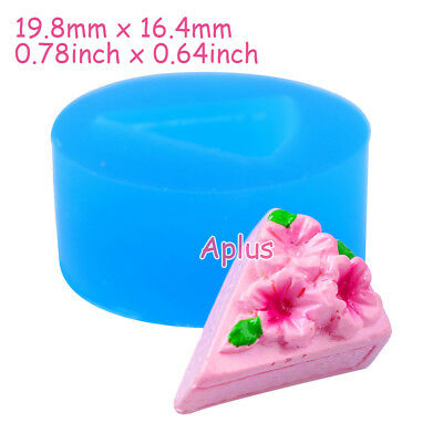 DFiEB600 15.6mm 3D Pig Silicone Mold Animal Mold Cake Decorating Resin Cookie