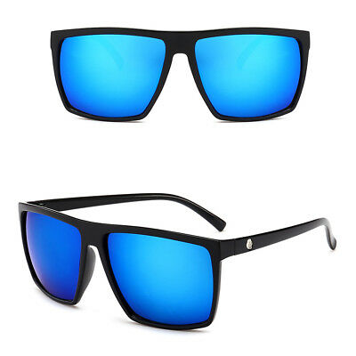 NEW Mens Women Sunglasses Vintage SPORT Driving Eyewear Cycling Goggles UV400 AU