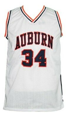 1c951d5a168 CHARLES BARKLEY #34 College Basketball Jersey White Any Size ...