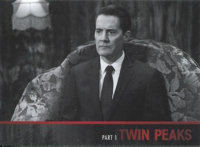 Twin Peaks 2018 Complete A Limited Event Chase Card Set #1-54