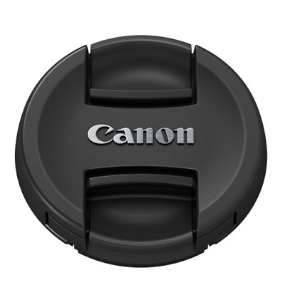 Canon Genuine 49mm New Pinch Style Lens Cap E-49