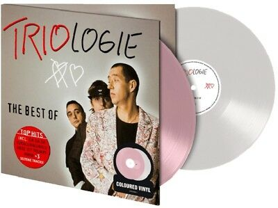 TRIO Triologie - The Best Of - 2LP / Coloured Vinyl - Reissue 2017