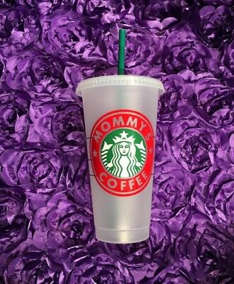 New!! Personalized Starbucks Cold Cup / Teacher / Graduation / Birthday Gift