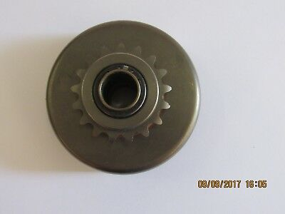 NORAM GE Racing Clutch - 17 Tooth