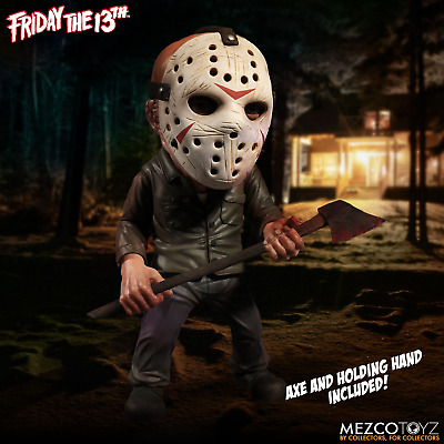 "Friday the 13th Jason Roto Vinyl 6"" Stylized Figure BY MEZCO TOYS IN STOCK"