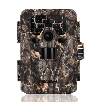 Trail Camera 1080P Full HD 940nm IR LEDs Night Vision up to 75ft/23m Waterproof