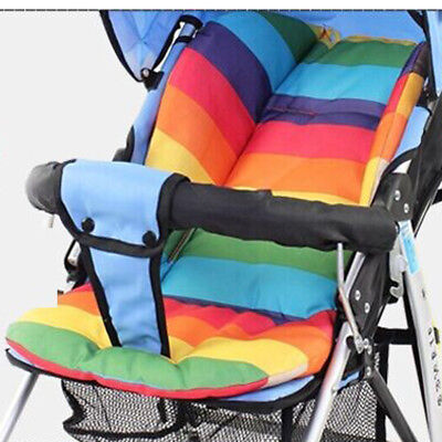 Baby Kids Carriage Stroller Mat Padding Cover Cushion