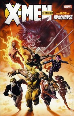 X-Men Age of Apocalypse Termination TPB (Marvel) #1-1ST 2017 NM Stock Image