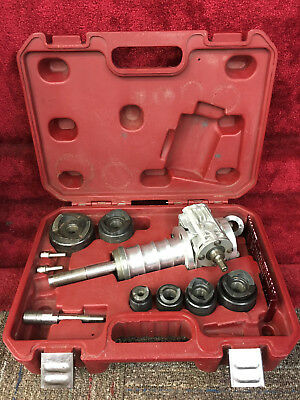 "Maxis Max Punch Set  1/2"" - 2"""