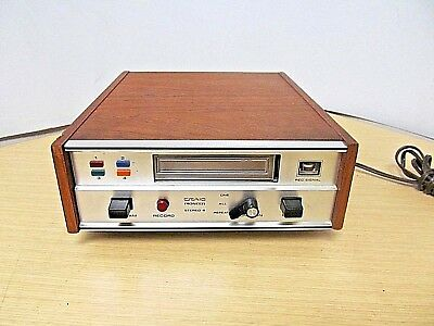 Craig Pioneer  Stereo 8  - 8Track Tape Player # 3302 - (2B)