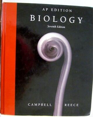 Biology ap student edition by neil a campbell hardcover campbell biology seventh edition biology by neil a campbell jane b reece fandeluxe Choice Image