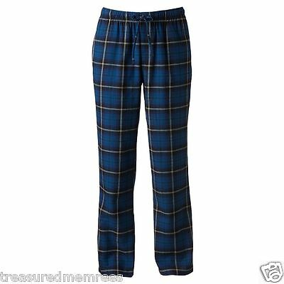 """APT. 9 Flannel Pajama Bottoms Lounge Pants ~ Size Large (36-38"""") ~ New With Tags"""
