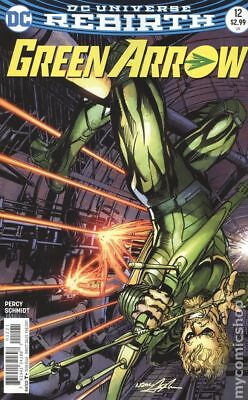 Green Arrow (5th Series) #12B 2017 Adams Variant NM Stock Image