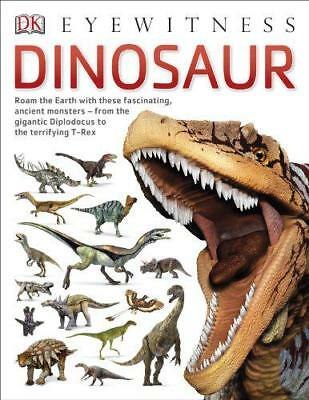 Dinosaur (Eyewitness) by Dk | Paperback Book | 9781409343714 | NEW