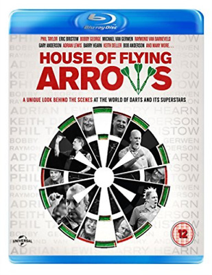 HOUSE OF THE FLYING ARROWS (UK IMPORT) Blu-Ray NEW