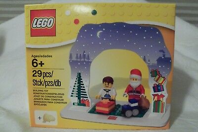 LEGO 2014 Holiday Santa Set 850939 New and Sealed