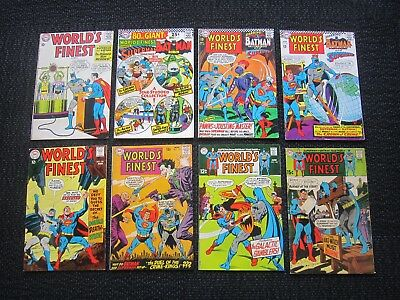 World's Finest comic lot - 1965 & up - 50 issues!