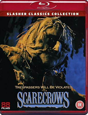 Scarecrows Bluray (UK IMPORT) Blu-Ray NEW