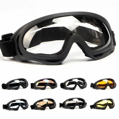 Safety Glasses Work Lab Factory Eye Protection Goggles Anti Impact Dust Eyewear