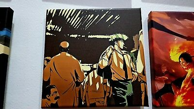 "Cowboy Bebop ""Spike v2"" Canvas Print"