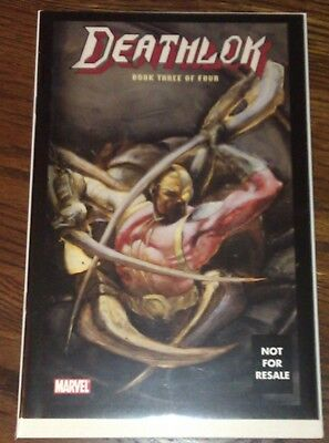 Deathlok Vol 1 #3 Marvel Legends Reprint Variant VF/NM