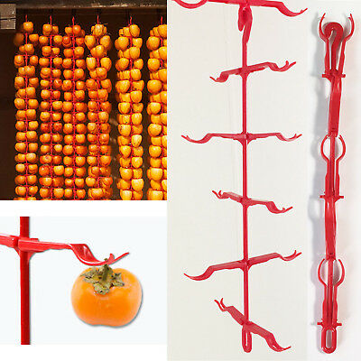x 5 Hanger to make persimmon dry, dried persimmon, vegetable drying rack
