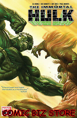 Immortal Hulk #5 (2018) 1St Printing Main Cover Bagged & Boarded Marvel Comics