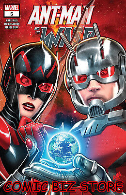 Ant-Man And The Wasp #5 (2018) 1St Printing Bagged & Boarded Marvel Comics