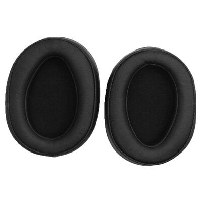 Replacement EarPads Ear Pad Cushions for Sony MDR-100ABN MDR-100AAP MDR-100A