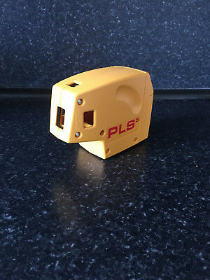 PLS 5 Dot Plumb Laser Level Complete Housing with PCB New