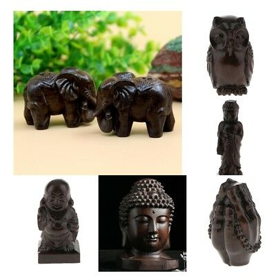 Home Furnishing Fengshui Ornament Thai Buddhist Buddha Head Statue Glazed