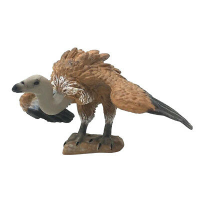 Realistic Bird Model Figurine Action Figure Toy Collectables - Vulture Bird