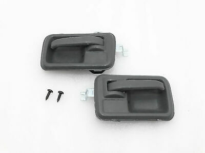 New Suzuki Samurai Sierra Gypsy Lh/rh Inside Interior Door Handle Set