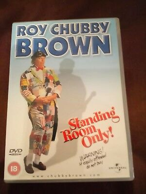Opinion, Chubby brown standing room only are not
