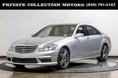 Mercedes-Benz S-Class  2013 Mercedes-Benz S 65 AMG S-Class S 65 AMG Clean Carfax Low Miles