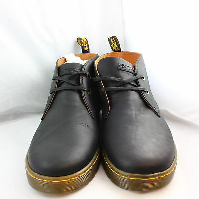 Mens Dr. Martens Black Leather Lace Up Ankle Boots Size UK 8  Ex Display a8a6e6f0f863