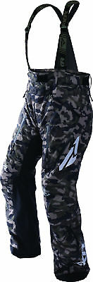 FXR Mens Army Urban Camo/Black Mission X Insulated Snowmobile Pants Snocross